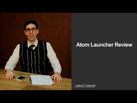 Atom Launcher βίντεο