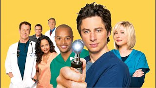 Scrubs 4x18 - Toad The Wet Sprocket - Windmills