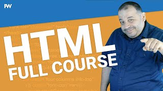 HTML5 Full Course