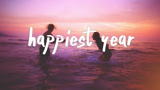 Jaymes Young - Happiest Year (Lyric Video)