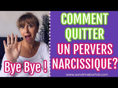 Comment quitter un pervers narcissique ?
