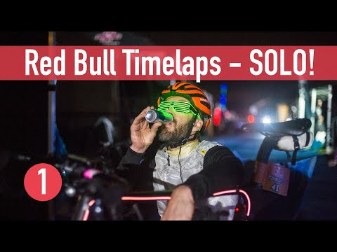 Red Bull Timelaps Diaries - Dave is going solo!