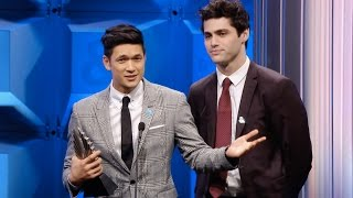 Shadowhunters Wins Outstanding Drama Series l 28th Annual GLAAD Media Award