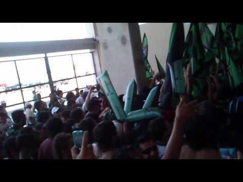 """La banda del pueblo viejo - previa vs river plate"" Barra: La Banda del Pueblo Viejo • Club: San Martín de San Juan"