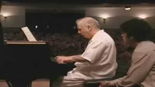 Daniel Barenboim & Lang Lang Mozart Sonata 4 Hands K381