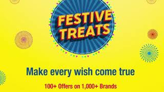 With Festive Treats, Avail Big Rewards & Heavy Discounts - HDFC Bank