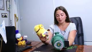 DAB A 80/180 XT циркуляционный насос от компании ПКФ «Электромотор» - видео 2