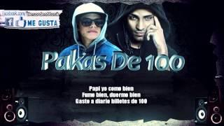 Arcangel Ft Daddy Yankee - Pakas De 100 (Extended) V-Remix Pro By Dj Jonny