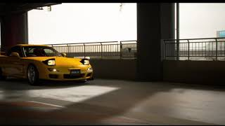GT SPORT FANMADE CINEMATIC | When Beauty And The Beast Become One | FD3S RX-7 Beauty!