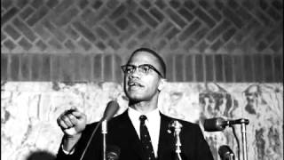 Malcolm X: The Black Man's History (1962)