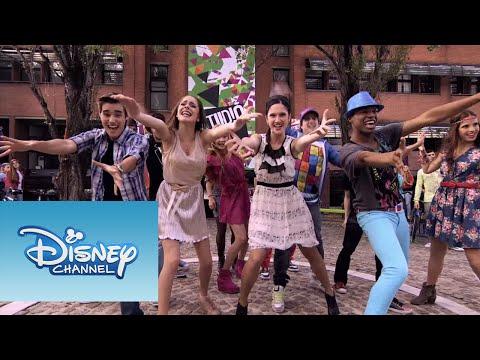 Ven y canta | Video Musical | Violetta