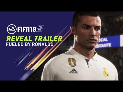 FIFA 18 REVEAL TRAILER | FUELED BY RONALDO thumbnail