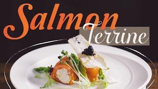 Cách Làm Salmon Terrine Chuẩn Nhà Hàng 5 Sao   Hướng Nghiệp Á Âu