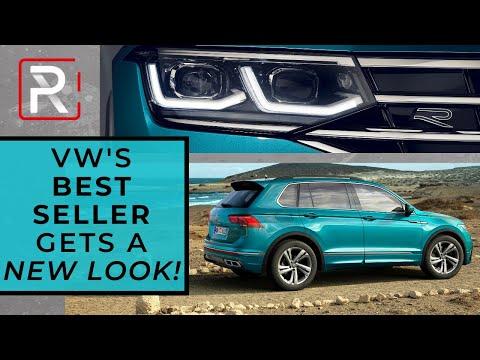 2022 Volkswagen Tiguan – Redline: First Look