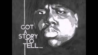 The Notorious B.I.G - I Got A Story To Tell Instrumental