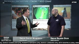 Pro Tour Fate Reforged Modern Deck Guide: Tron with Brian Braun-Duin