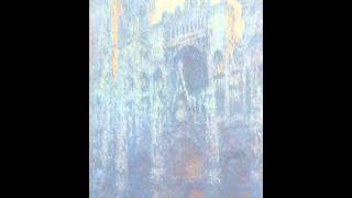 Rouen Cathedral in Morning Light (Monet)