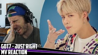 Got7(갓세븐)   Just Right(딱 좋아() | MV Reaction