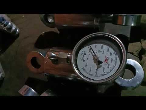 Hydraulic Analog Dynamometer