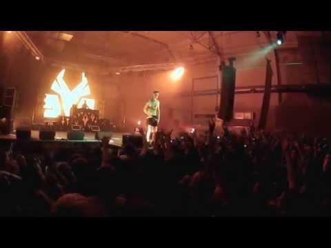 Ninja (Die Antwoord) - Everyday I'm Drinking (видео)