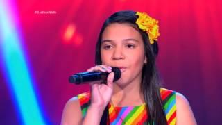 Stephany cantó Se me olvidó otra vez de Juan Gabriel - LVK Col – Audiciones a ciegas - Cap 20 – T2