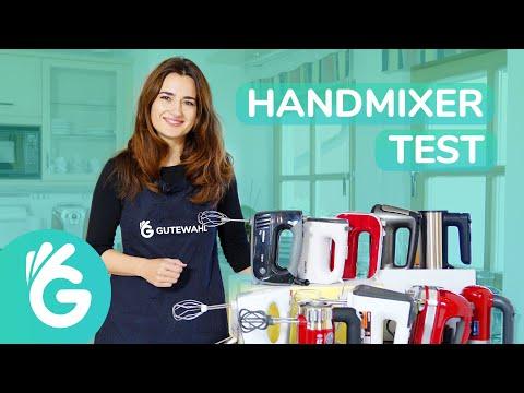 Handmixer Test – Welcher der 10 Handrührer ist der beste?