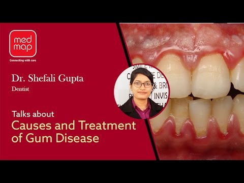 Video Causes and treatment of Gum Disease