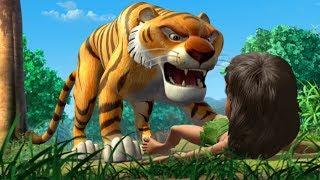jungle book hindi kahaniya for kids cartoon mega episode