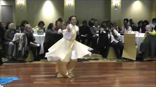 Dominion Ministries -Dance - You'll Never Thirst by Anointed - WOW 2018
