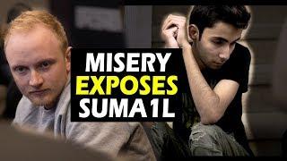 Misery REveals InSIDE INfO on EG l Secret Bond Sumail + Artour Relationship