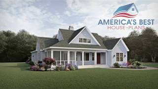 COUNTRY HOUSE PLAN 3125-00026