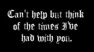 Avenged Sevenfold - Dear God Lyrics HD