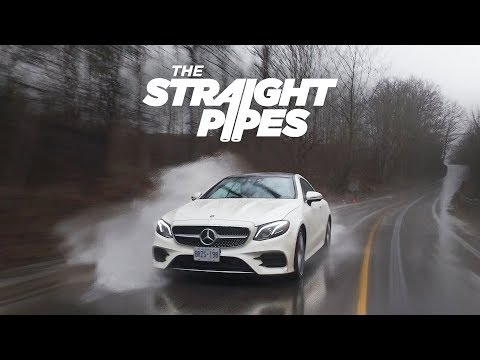 2018 Mercedes E400 Coupe Review – no b pillars No B Pillars NO B PILLARS!!