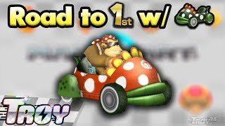 Mario Kart Wii - Piranha Prowler: Can You Get 1st Place Online?