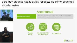 Mesa 5. El papel de las agencias de viajes y turoperadores en el turismo accesible de cruceros