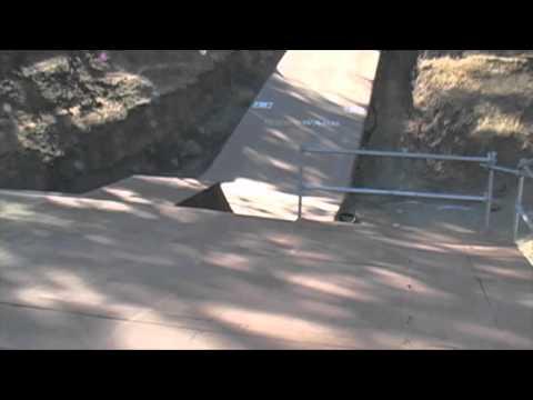 Trey Wood MegaRamp 2011 (Full Pulls)