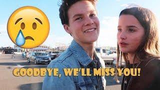 Goodbye, We'll Miss You 😢 (WK 357.5) | Bratayley