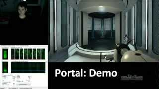 Portal: Demo - PC at Highest Encoding with XSplit (Free Version)