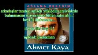 Ahmet Kaya - Ağlama Bebeğim (full Albüm-yüksek Kalite)