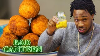 We cooked Avelino's last meal - Bad Canteen Ep #9 - A new cooking show | Kholo.pk