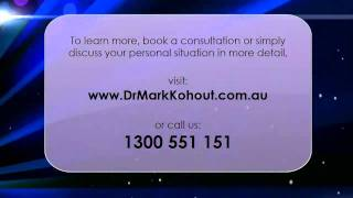 Dr Mark Kohout Sydney Qualifications & Contact Details