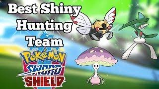 Shiinotic  - (Pokémon) - Best Pokémon for Shiny Hunting in Pokémon Sword and Shield - Useful Teammates and Items!