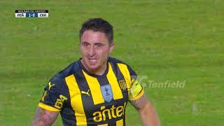 Apertura - Fecha 10 - Peñarol 1:1 Cerro