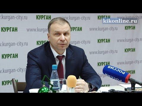 Пресс-конференция по итогам года с А.Потаповым