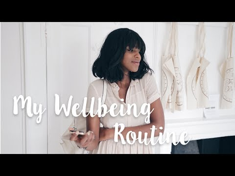 MY DAILY WELLBEING & SELF CARE ROUTINE | JOY MUMFORD