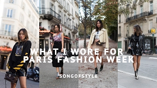 Paris Fashion Week Outfits | Song Of Style
