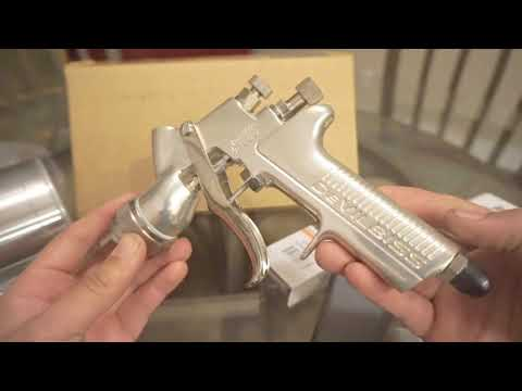 "Devilbiss ""Plus"" Spray Gun Review"