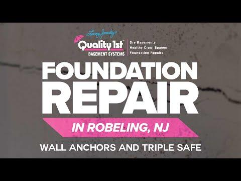 Foundation Repair & Basement Waterproofing