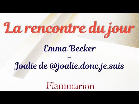 Vidéo de Emma Becker