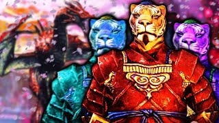 Akavir EXPLAINED! - Ka Po'Tun, Tsaesci, Tang Mo, Kamal, Dragons - Elder Scrolls Lore